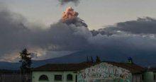 Ekvador, 'Yüz binlerce kişi yanardağ tehdidi altında'