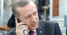 Erdoğan şehit aileleriyle telefonla görüştü