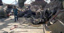 Esad güçleri sivilleri hedef aldı, 5 ölü, 17 yaralı