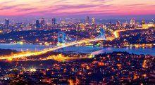 İstanbul'a kongreden dev gelir