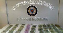 İstanbul'da 1 milyon liralık gasp