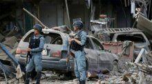 Kabil'de bombalı saldırılar: 35 ölü, yüzlerce yaralı