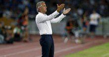 Mancini sessiz kaldı