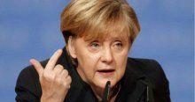 Merkel,  'Size savcıların yerini söylemem'
