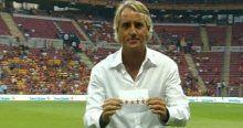 Roberto Mancini'nin beklemedği ilginç sürpriz