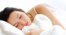 Sağlık için en ideal uyku süresi: 6 saat