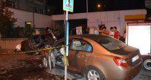 Sakarya'da trafik kazası, 4 yaralı