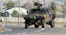Siirt'te Jandarmaya el bombalı saldırı