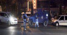 TEM'de polise ateş açıldı