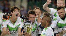 Wolfsburg Bayern'i yıktı, kupayı kaptı