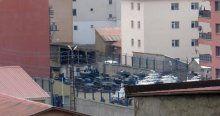 Yüksekova'da emniyet binasına roketli saldırı