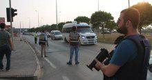 Zonguldak'ta bombalı araç alarmı