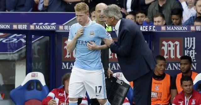 Agüero'dan Manchester City'ye kötü haber
