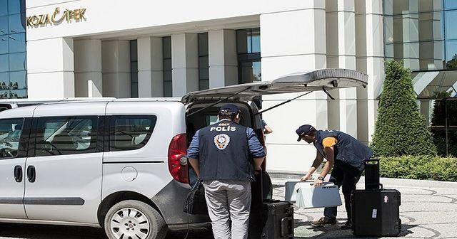 Aramalar Ankara Sulh Ceza Hakimliği'nin kararı ile yapılıyor