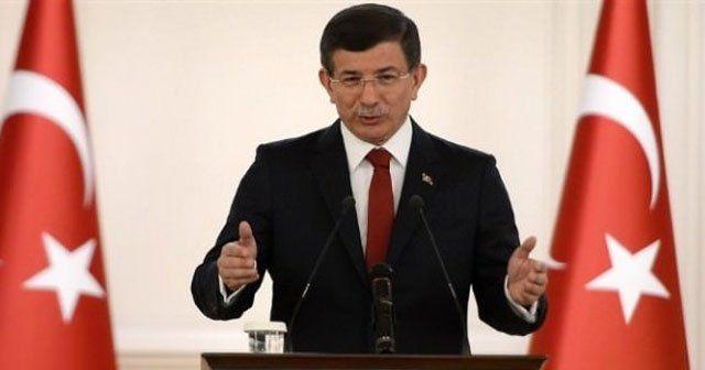 Başbakan Davutoğlu Instagram'da