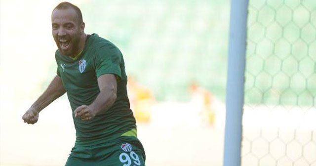 Bursa'dan 4 gollü prova