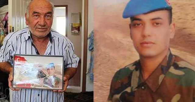 Dağlıca'da yaralanan asker, ailesini aradı