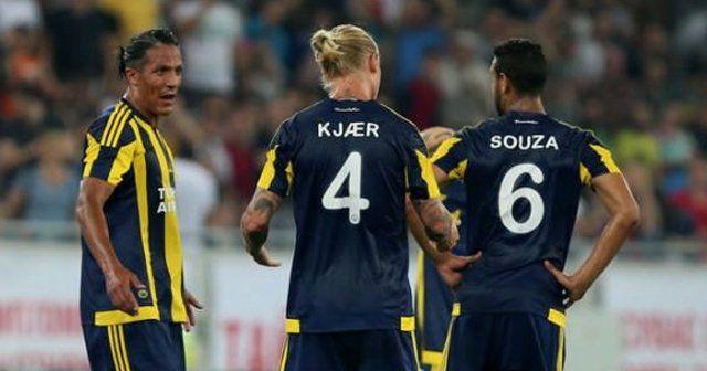 Fenerbahçe'de sakatlık sarsıntısı