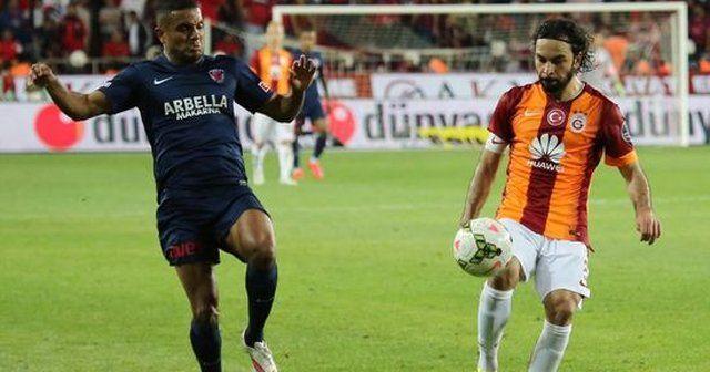 Galatasaray evinde yine gülemedi