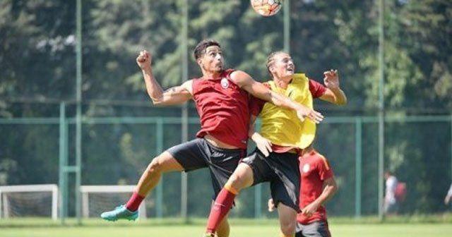 Galatasaray, gençleri ile yenişemedi