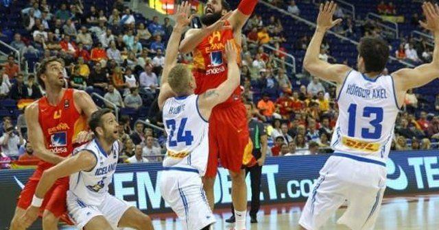 İspanya İzlanda'ya şans tanımadı