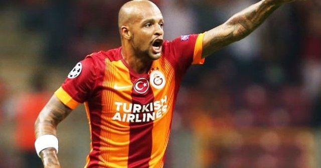 Melo'dan Galatasaray'a mesaj var
