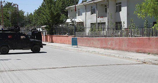 Van'da askeri gazinoya silahlı saldırı