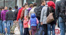3 bin sığınmacı Almanya'da