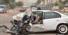 Adana'da inanılmaz kaza, 1 ölü