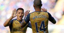 Alexis coştu, Arsenal patladı