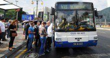Ankara'da EGO otobüsleri ücretsiz