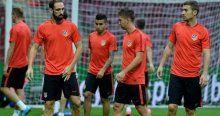 Atletico Galatasaray'a hazır