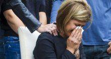 Aylan Kurdi'nin halası gözyaşlarına boğuldu