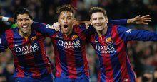 Barcelona La Liga'da liderlik koltuğunda