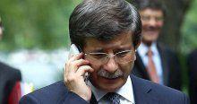 Başbakan Davutoğlu'ndan şehit babasına taziye telefonu