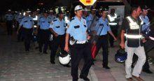 Bin polisle dev asayiş uygulaması