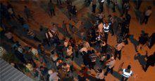 Bursa'da tehlikeli gerginlik