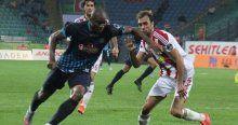 Çaykur Rizespor, Sivasspor ile yenişemedi