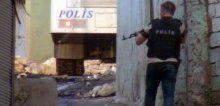 Diyarbakır'da polise hain saldırı, 1 şehit
