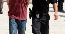 Erzurum'da terör örgütü operasyonu, 15 gözaltı