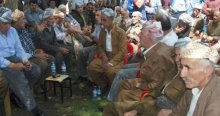 Geri aşireti HDP ve PKK'ya karşı birleşme kararı aldı