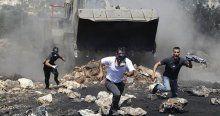 İsrail askerlerinden Cenin'e baskın