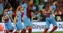 Kayserispor, Trabzonspor maçında ilk 11'ler belli oldu