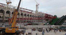 Mekke'de vinç kazasında hayatını kaybedenlere tazminat