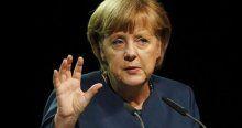 Merkel'den 'sığınmacı' açıklaması