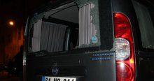 PKK yol kesip sivil aracı taradı!
