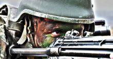 Şehit olan askerden büyük fedakarlık