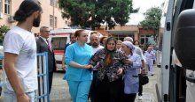 Şırnak'ta şehit düşen polisin Trabzon'daki baba evinde yas