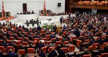 Suriye ve Irak tezkeresi Meclis'ten geçti