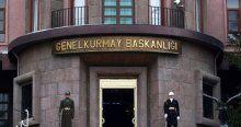 TSK, '3 terörist ölü ele geçirildi'